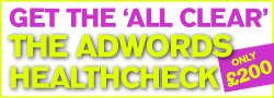 Adwords review in Leeds, Sheffield, Manchester and Nottingham